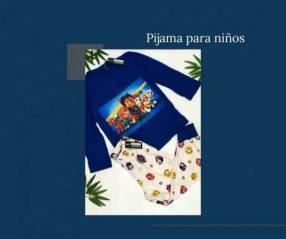 Pijamas para los más chiquitos