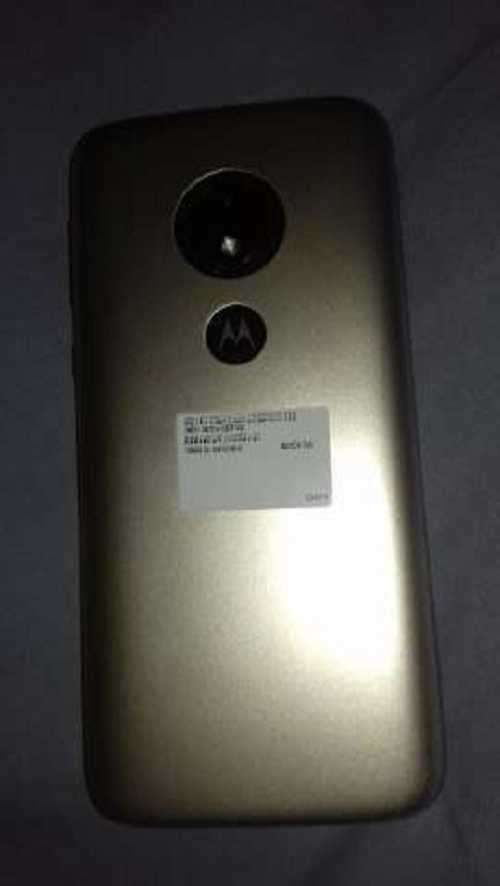 Motorola Moto E5 Play 2018 16 gb - 0