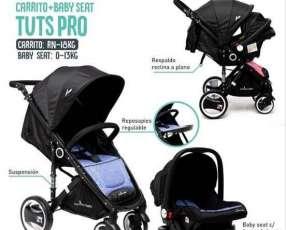 Carrito con Baby Seat Tuts Pro