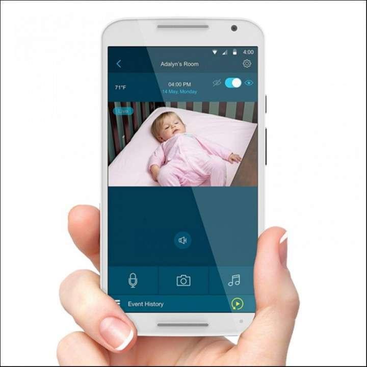 Baby Call Motorola wifi - 1