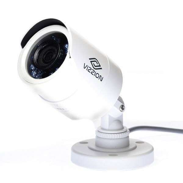 Camara de vigilancia 720p hd - 0