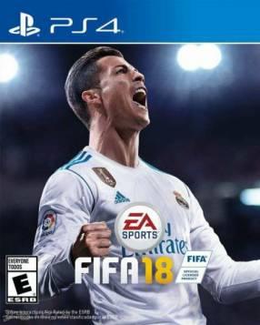 Juego FIFA 18 para PS4