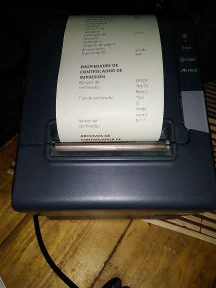 Impresora Térmica TMU TM-T88V - 1