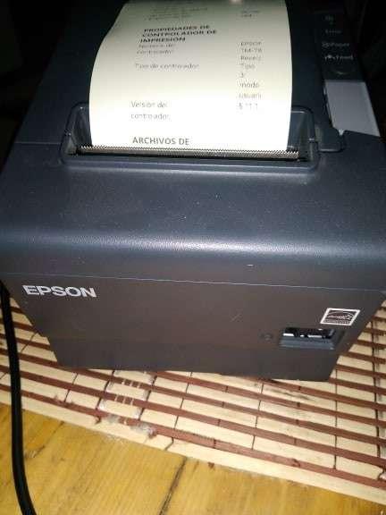 Impresora Térmica TMU TM-T88V - 2