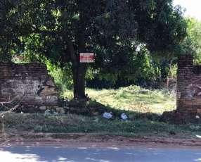 Terreno zona Palacio de Justicia San Lorenzo