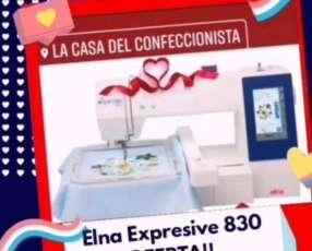 Bordadora computarizada Elna Expressive 830