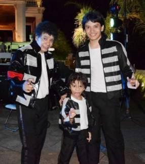 Show de Michael Jackson Paraguayo