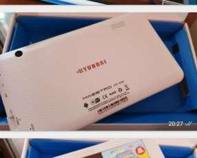 Tablet hyundai solo wifi más estuche de regalo