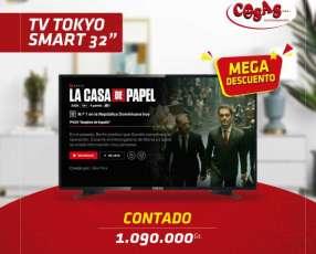 Tv smart Tokyo 32 pulgadas