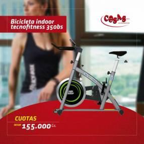 Bicicleta indoor tecnofitnes 350bs