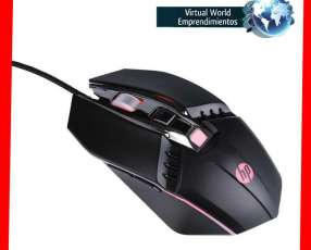 Mouse HP usb gaming M270 óptico 2400DPI/6 bot negro