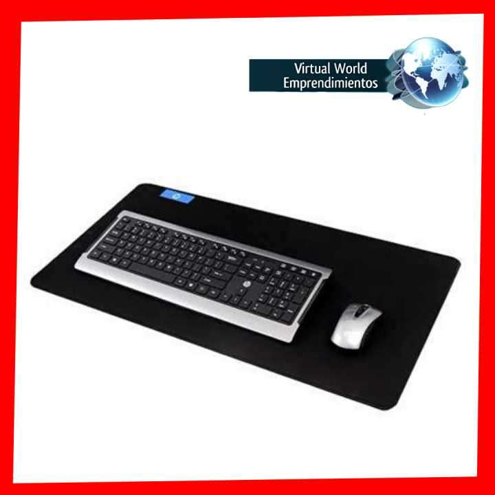 Mouse pad HP gaming MP7035 70x35 cm negro - 0