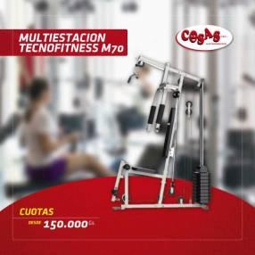 Multiestación TecnoFitness M70