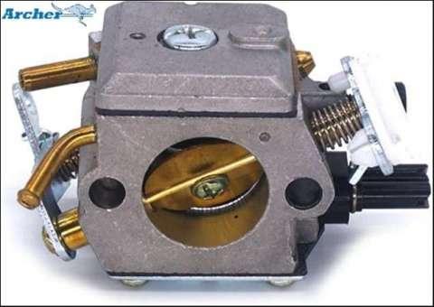 Carburador completo para motosierra husqv. 365.. HU0248