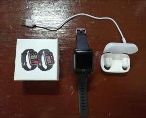 Reloj inteligente con auricular