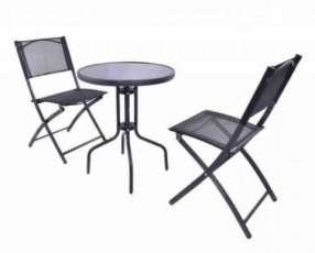 Mueble de jardín - 3 Piezas