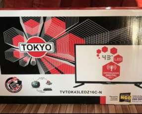 Tv led Tokyo 43 pulgadas