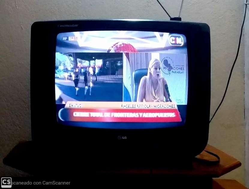 Tv LG 20 pulgadas - 2