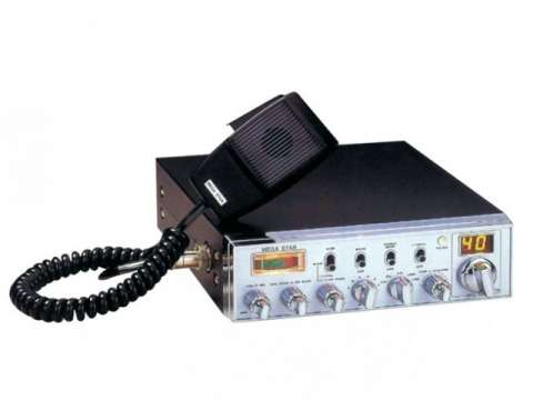 Radio PX display analógico 271 canales