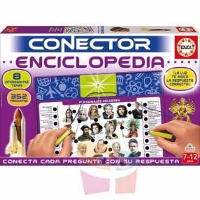 Juego Didactico Conector Enciclopedia de Educa!