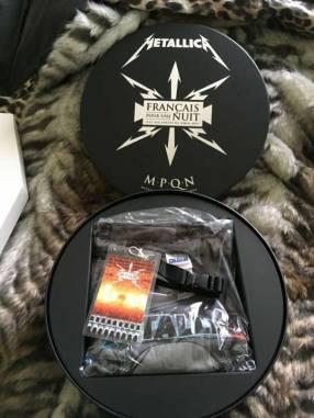 Metallica Fan Set