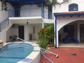 Casa amoblada en alquiler Luque, MOC-0059