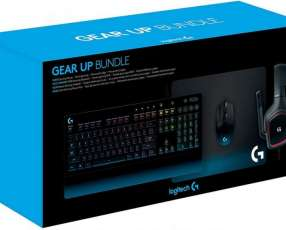 Kit Logitech Gear Up Bundle