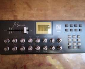 Evolution x-session usb midi control con mezclador