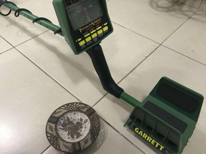 Detector ya en Paraguay GTI2500 + Ojo de águila Garrett - 1
