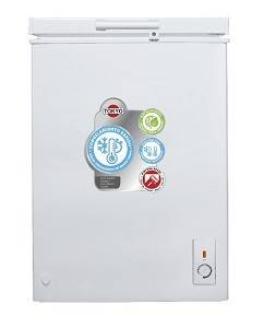 Congelador tokyo tcon120cvic tapa ciega 120l funcion dual