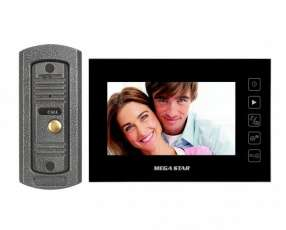 Video portero 7 touch cámara foto a color