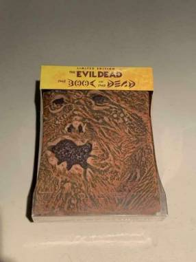 Evil Dead Libro