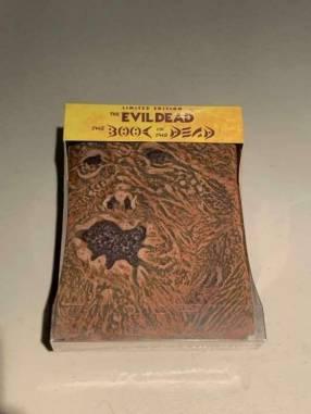 DVD Evil Dead Libro