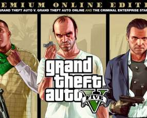 GTA V Premium Edition Pc y Mac