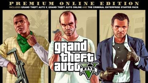 GTA V Premium Edition Pc y Mac