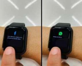 Smartwatch D20 negro