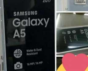 Samsung Galaxy A5 2017 nuevo en caja más protectores antishok