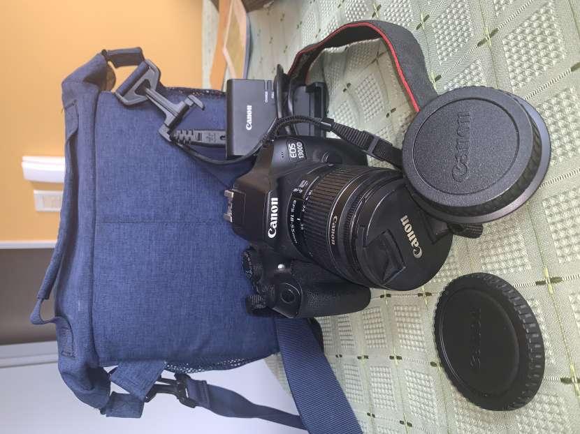 Cámara fotográfica Canon EOS 1300D - 1