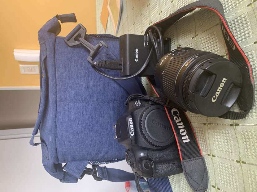 Cámara fotográfica Canon EOS 1300D - 2