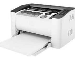 Impresora láser blanco y negro HP 107W