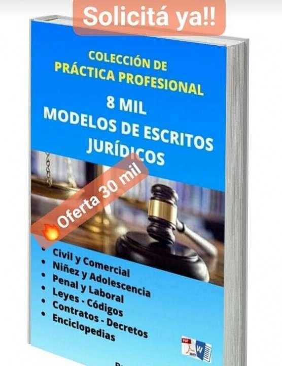 8.000 escritos jurídicos civil y comercial - 0