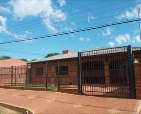 Casa a estrenar zona municipalidad nueva de Luque
