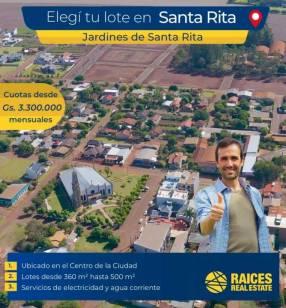 Terreno en Santa Rita