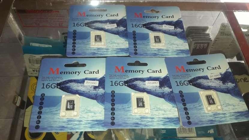 Memory card 16 gb - 0