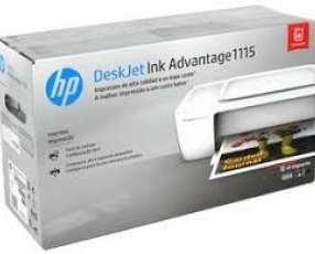 Impresora color HP Deskjet Ink Advantage 1115