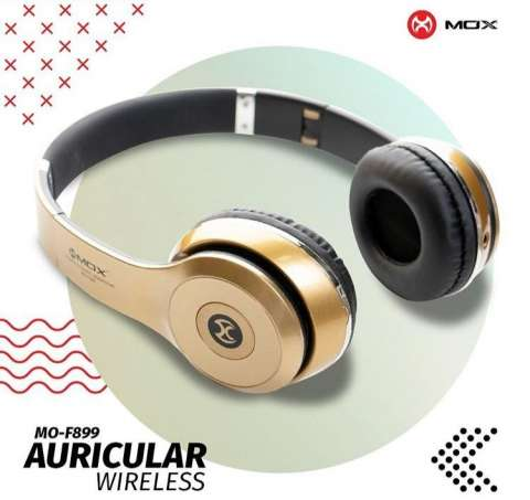 Auricular inalámbrico MOX MO-F899 con bluetooth
