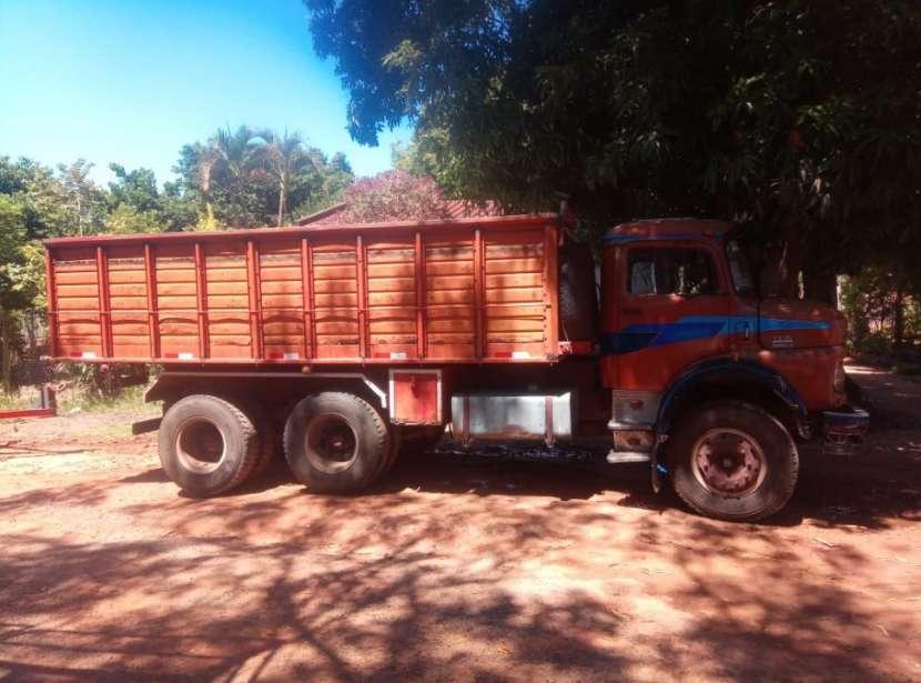 Camiones por mes o carga - 1