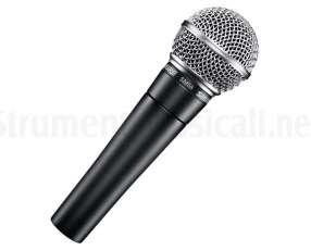 Microfono shure sm58 cardiod dinamic