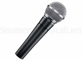 Micrófono Shure sm58 cardiod dinamic