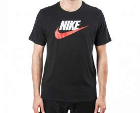 Remera Nike Negra Original